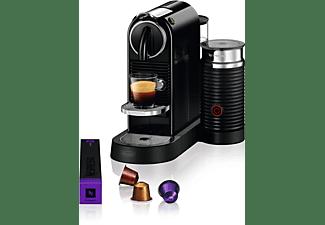DELONGHI Nespresso EN 267.BAE Citiz&Milk Kapselmaschine Schwarz