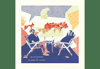 Die Sterne Präsentieren - Mach's Besser: 25 Jahre Die Sterne  - (CD)