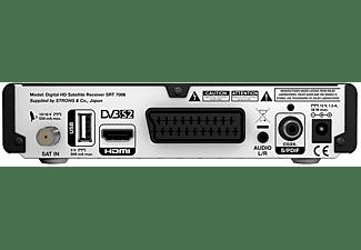 STRONG SRT 7006 digitaler HD Satelliten Receiver mit SCART Anschluss für Ihren alten TV