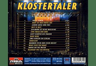 Klostertaler - Live Und Volle Power  - (CD)