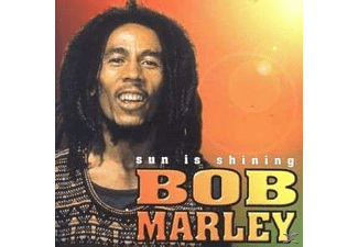Bob Marley - Sun Is Shining  - (CD)