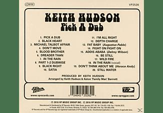 Keith Hudson - Pick A Dub (Expanded CD/Original Artwork Edition)  - (CD)
