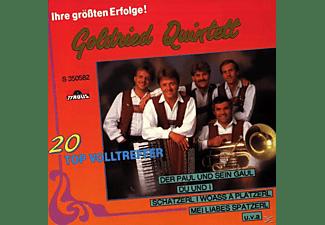 Goldried Quintett - Ihre Größten Erfolge!/20 Top  - (CD)