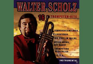 Walter Scholz - 16 Trompeten Hits  - (CD)