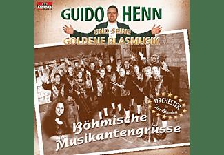 Guido Und Seine Goldene Blasmusik Henn - Böhmische Musikantengrüße  - (CD)