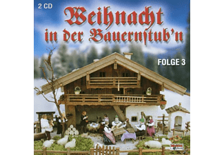 VARIOUS - Weihnacht in der Bauernstub'n 3  - (CD)