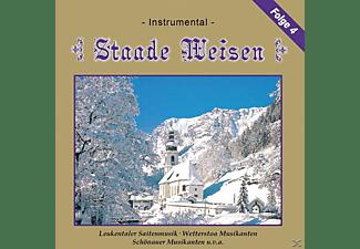 VARIOUS - STAADE WEISEN,4-INSTRUMENTAL  - (CD)