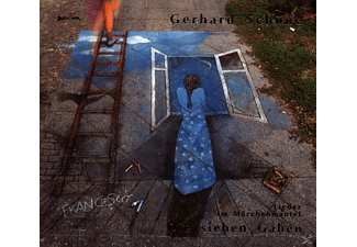 Gerhard Schöne - Die Sieben Gaben  - (CD)