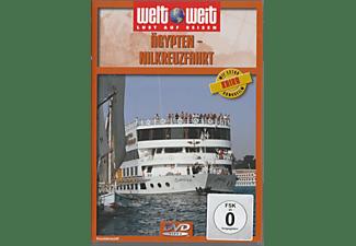 Weltweit: Ägypten - Nilkreuzfahrt DVD