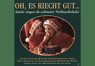 Kinderchor Des Deutschlandsenders - Oh Es Riecht Gut  - (CD)