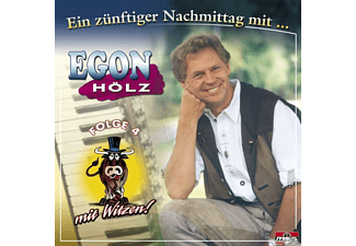 Egon Hölz - Ein Zünftiger Nachmittag Mit...Folge 4  - (CD)