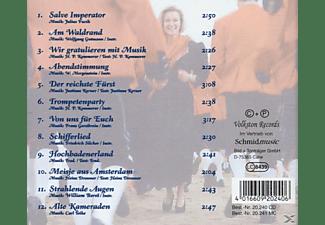 Uwe & Die Neuen Böhmerländer Sauter - Wir Gratulieren Mit Musik  - (CD)
