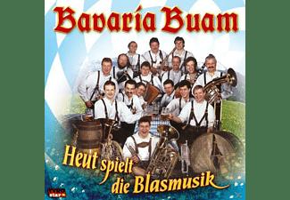 Bavaria Buam - HEUT SPIELT DIE BLASMUSIK,30JA  - (CD)