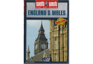 Weltweit: England & Wales DVD