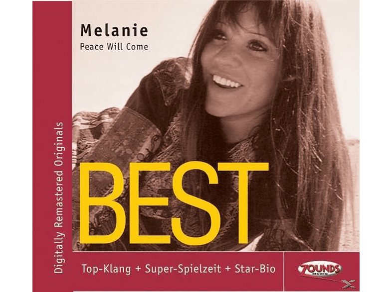 Melanie - Best-Peace Will Come [CD]