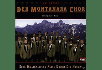 Montanara Chor - Eine Musikalische Reise Durch Die Heimat  - (CD)