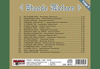 VARIOUS - STAADE WEISEN,8-INSTRUMENTAL  - (CD)