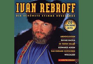 Ivan Rebroff - Die Schönste Stimme Russlands  - (CD)