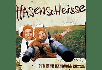 Hasenscheisse - für eine hand voll köttel  - (CD)
