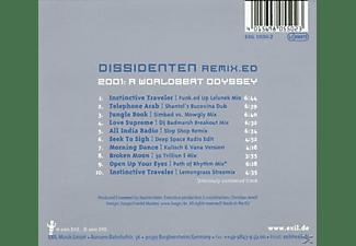 Dissidenten - Remix.ed-2001:A Worldbeat Odyssey  - (CD)