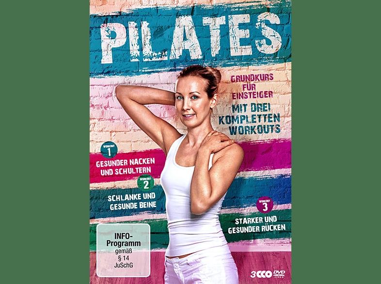 Pilates Grundkurs für Einsteiger [DVD]