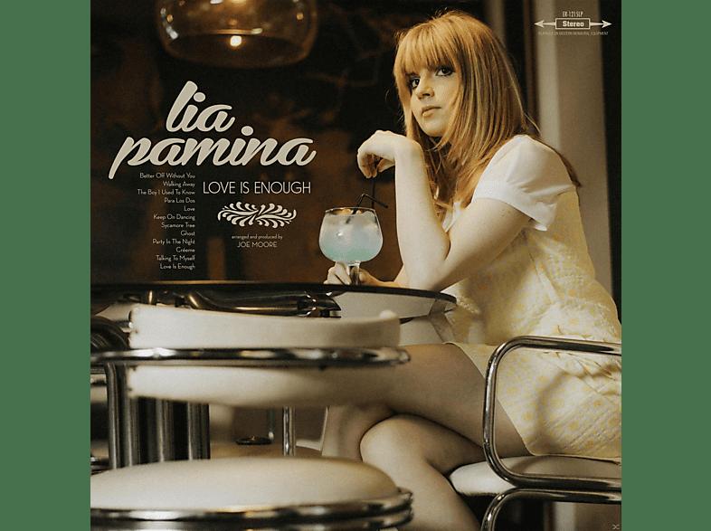 Lia Pamina - Love Is Enough [CD]