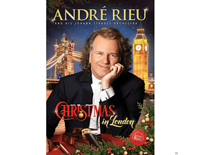 André Rieu - Christmas In London  - (DVD)