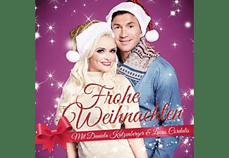 Daniela Katzenberger, Lucas Cordalis - Frohe Weihnachten  - (CD)