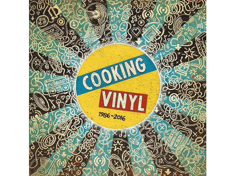 VARIOUS - Cooking Vinyl 30th Anniversary [CD]