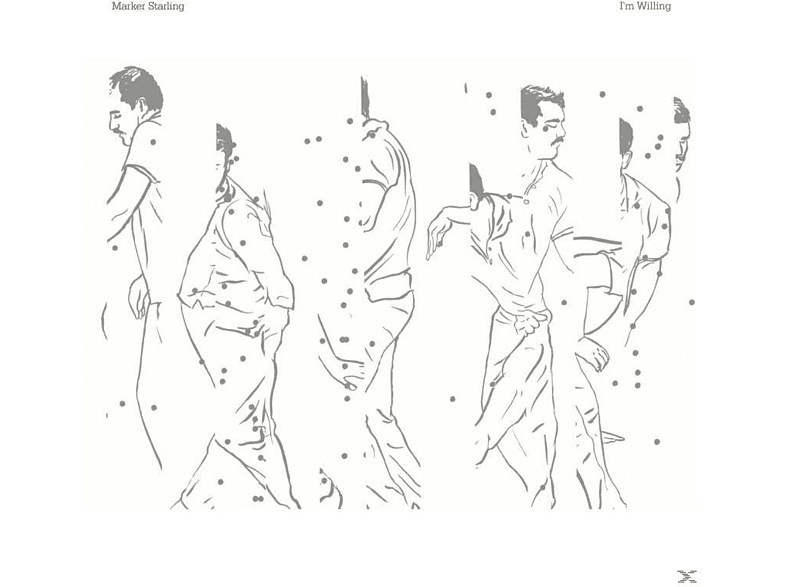 Marker Starling - I'm Willing [CD]