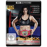 FlexBoxx powered by Christina Hammer [4K Ultra HD Blu-ray]