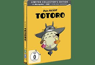 Mein Nachbar Totoro BD + DVD (Limited Steelbook Edition) Blu-ray + DVD