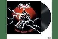 Kryptos - Burn Up The Night (Lim.Gtf.Vinyl) [Vinyl]