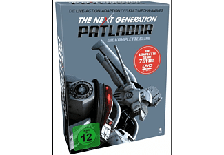 The next Generation - Patlabor - Gray Ghost DVD