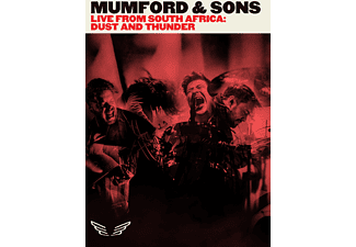 Mumford & Sons - Live In South Africa: Dust And Thunder   - (DVD)