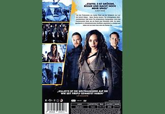 Killjoys Staffel 2 (Space Bounty Hunters)  DVD