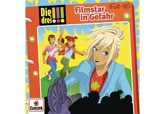Die Drei ??? - 046/Filmstar in Gefahr  - (CD)