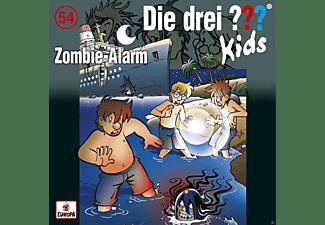 Die Drei ??? Kids - 054/Zombie-Alarm  - (CD)