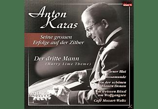 Anton Karas - Seine grossen Erfolge auf der Zither  - (CD)