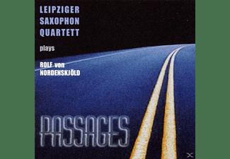 Leipziger Saxophon Quartett - Passages  - (CD)