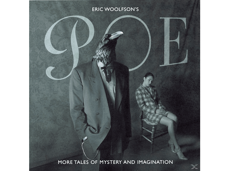 Eric Woolfson's Poe - More Tales Of Mystery & Imagination [CD]