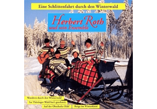 Herbert Und Sein Ensemble Roth - Eine Schlittenfahrt Durch Den Winterwald  - (CD)