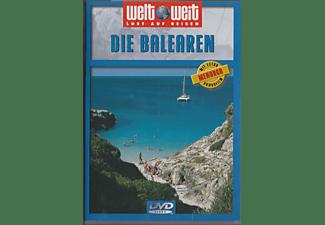 Weltweit: Die Balearen DVD