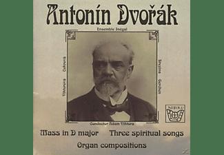 Adam Viktora - MASS IN D MAJOR/3 SPIRITUAL SONGS  - (CD)