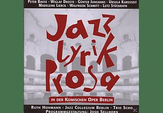 Jazz Lyrik Prosa - Live Aus Der Komischen Oper 07  - (CD)