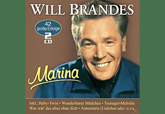 Will Brandes - Marina-42 Große Erfolge  - (CD)
