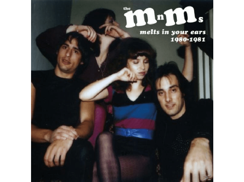 Mn'ms - Melts In Your Ears [CD]