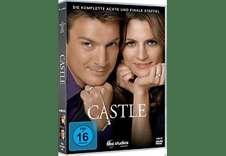 Castle - Staffel 8 DVD