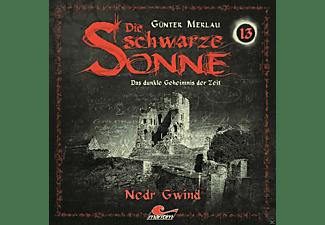Guenter Merlau - Die schwarze Sonne-Nodr Gwin Folge 13  - (CD)