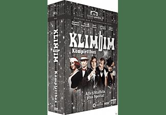KLIMBIM - KOMPLETTBOX (ALLE 5 STAFFELN PLUS SPECIAL) (8 DVDS) DVD